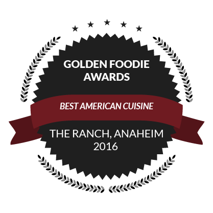 Golden Foodie Awards, Best American Cuisine, 2016