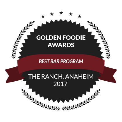 Golden Foodie Awards, Best Bar Program, 2017
