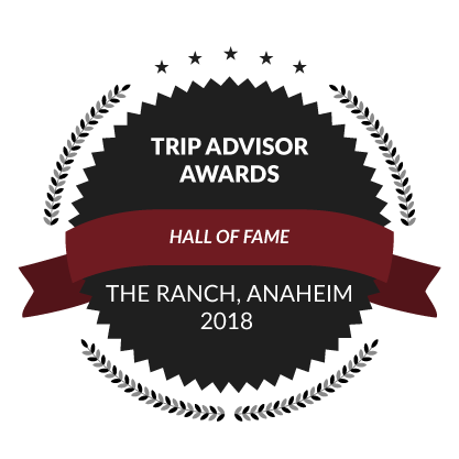 Trip Advisor Awards, Hall of Fame, 2018