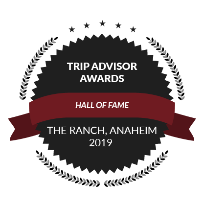 Trip Advisor Awards, Hall of Fame, 2019