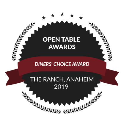 Open Table Awards, Diners' Choice Award, 2019