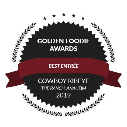 Golden Foodie Awards, Best Entrée, 2019