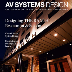 AV Systems Design Magazine