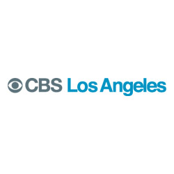 CBS Los Angeles logo with link to their December 2016 article about choosing The RANCH for your Christmas Eve dinner. NOTE: to The RANCH that the date on this one is wrong – shown as April 2017, but article is from December 7, 2016.