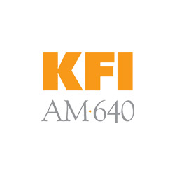 KFI Radio logo with link to their August 2016 article about the expert chefs and bar staff at The RANCH.