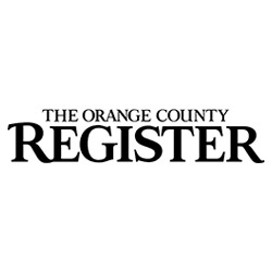 Orange County Register logo with link to their April 2017 article about the secret menu items at The RANCH.