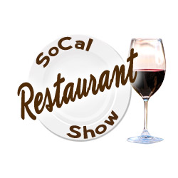 SoCal Restaurant Show logo with link to their July 2016 article about the handcrafted cocktails at The RANCH.